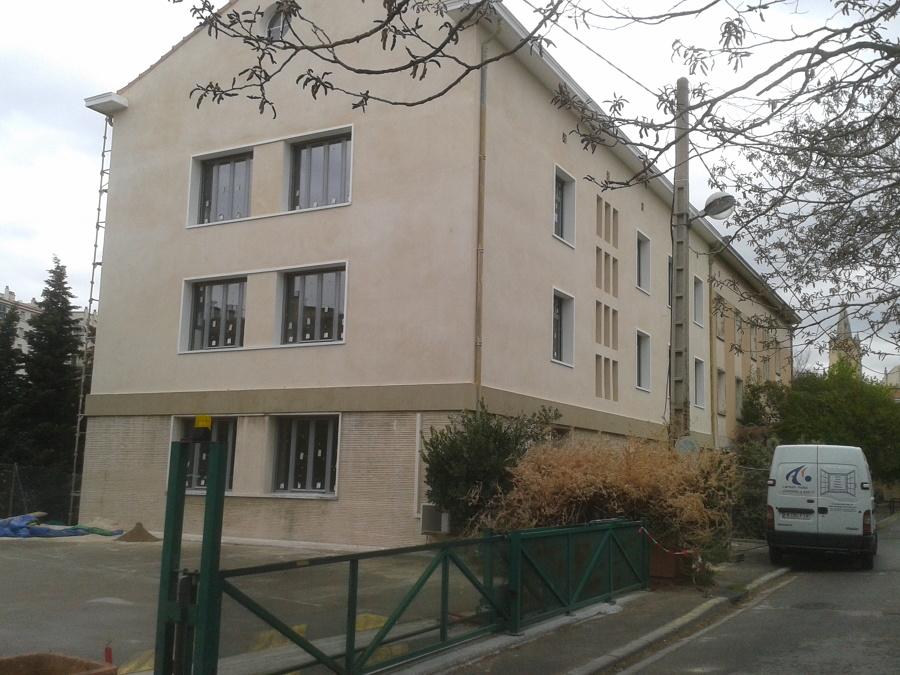 Edificio de Apartamentos en Francia