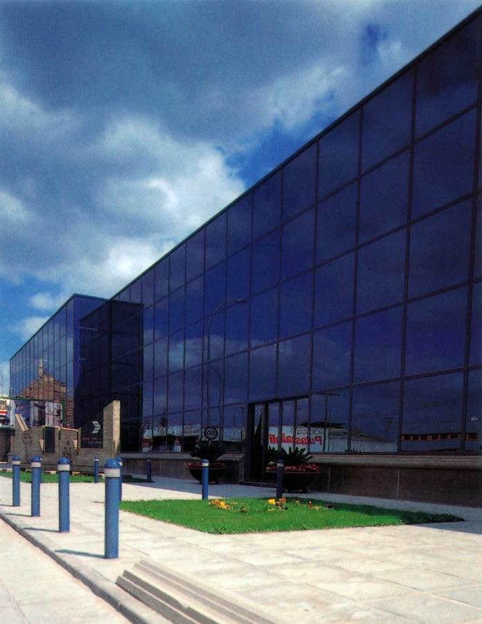 Edificio de Oficinas. Gráficas Giménez Godoy