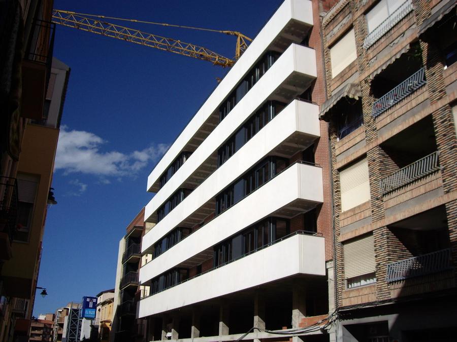 Edificio de viviendas Dos de Mayo