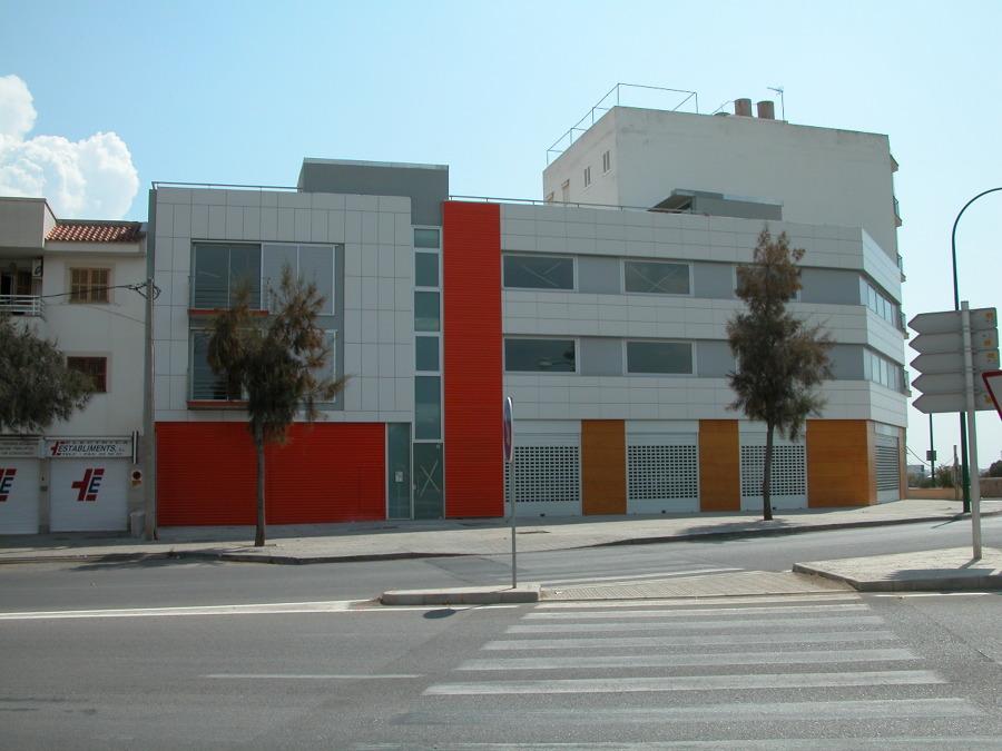 Edificio de viviendas en Palma