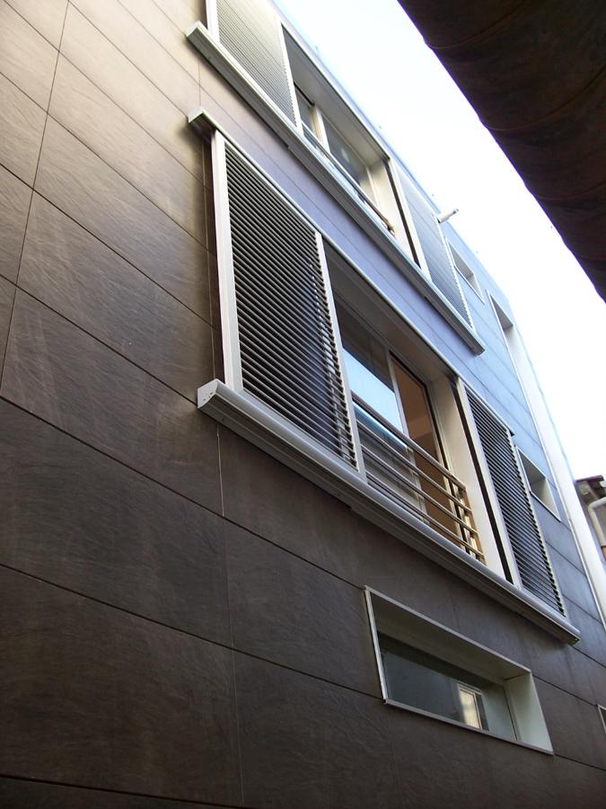 Edificio de viviendas en Portonovo_07