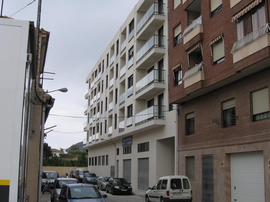 Edificio El almendro