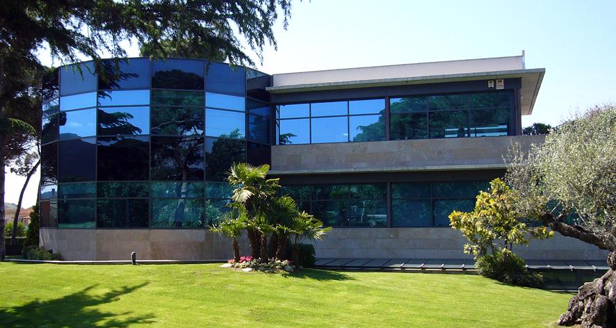 Edificio Oficinas ARSAM_fachada principal