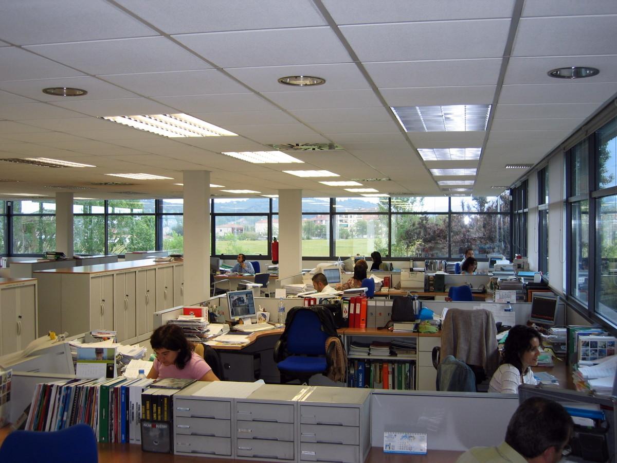 Oficinas arsam ideas construcci n casas for Construccion oficinas