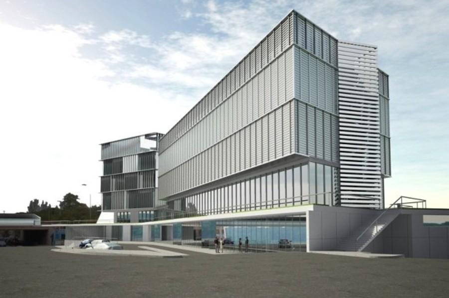 edificio tecnologico