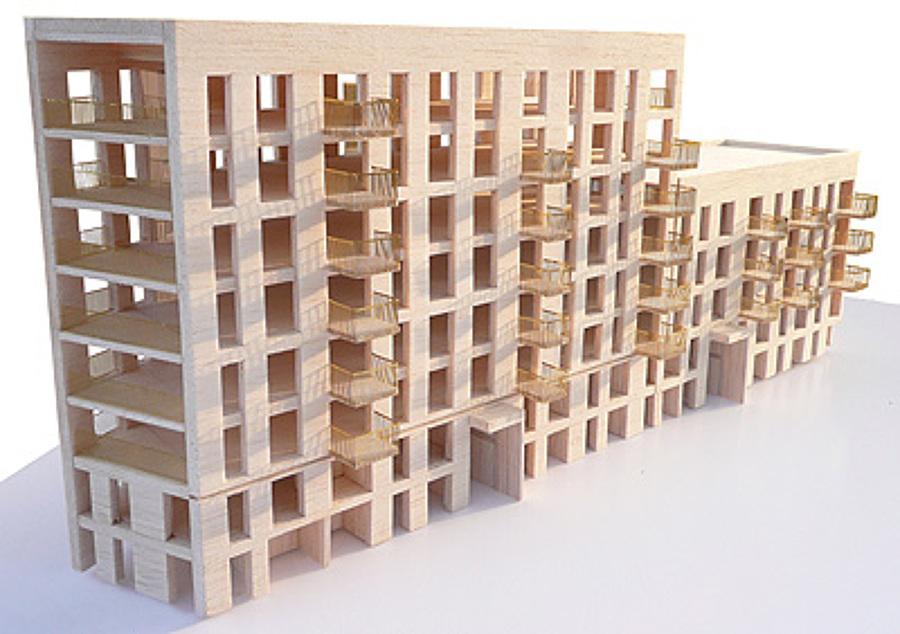 edificios de hasta 30 plantas