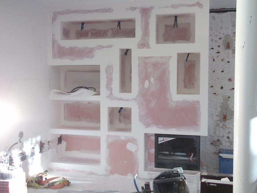 Reforma integral de vivienda tipo d plex almeria ideas - Mueble de pladur ...