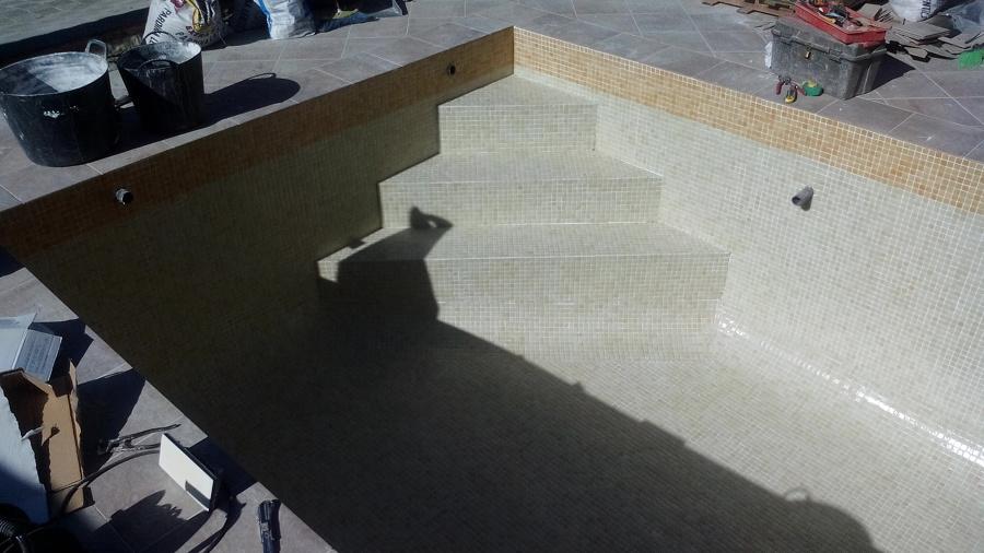 Ejecucion de piscina