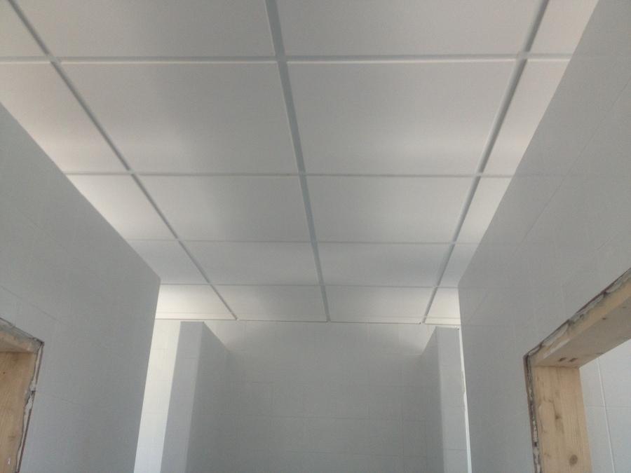 Punto limpio ideas construcci n edificios - Placas de techo desmontable ...