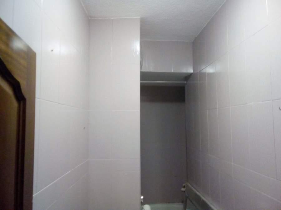 El antes del cuarto de baño