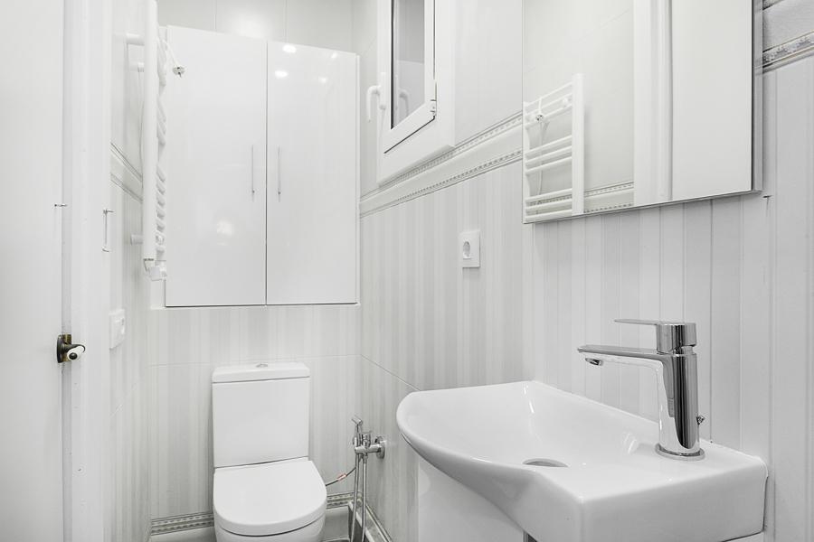 El baño original