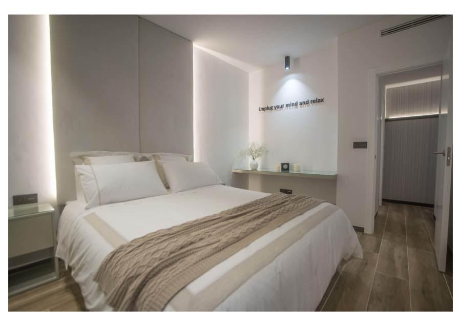 El dormitorio de Ana