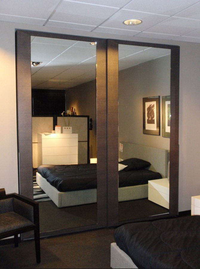 Utiliza los espejos para decorar tu casa ideas decoradores - Espejos en dormitorios ...