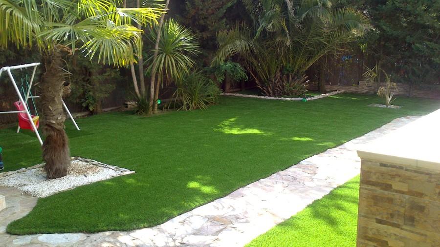 el jardin finalizado