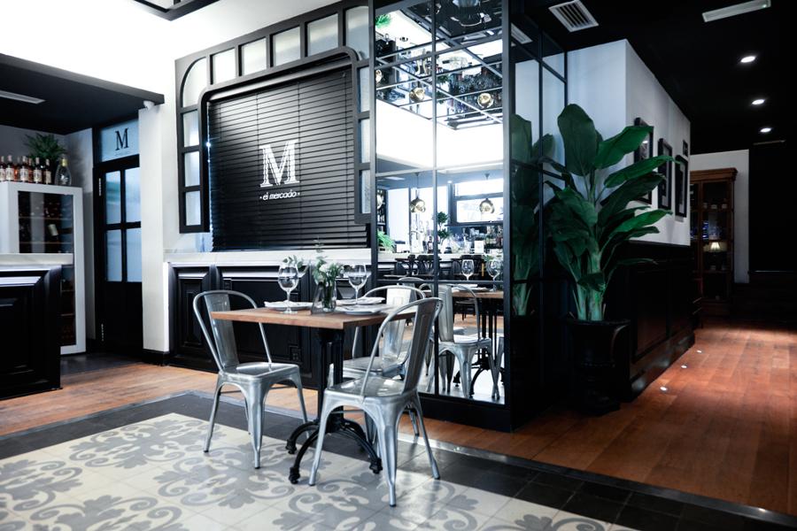 EL MERCADO CENTRO | Restyling decorativo