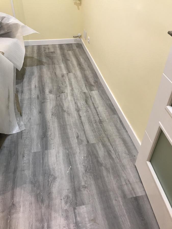 El nuevo suelo, moderniza el piso