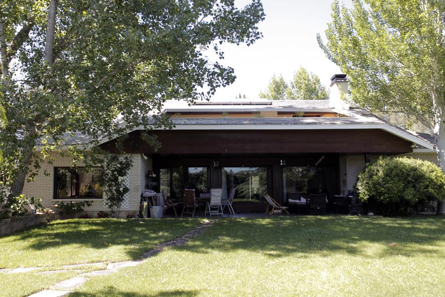 El porche Sur