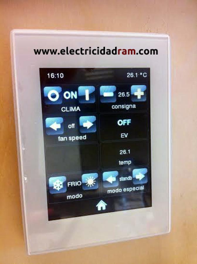electricidad y domotica Albacete