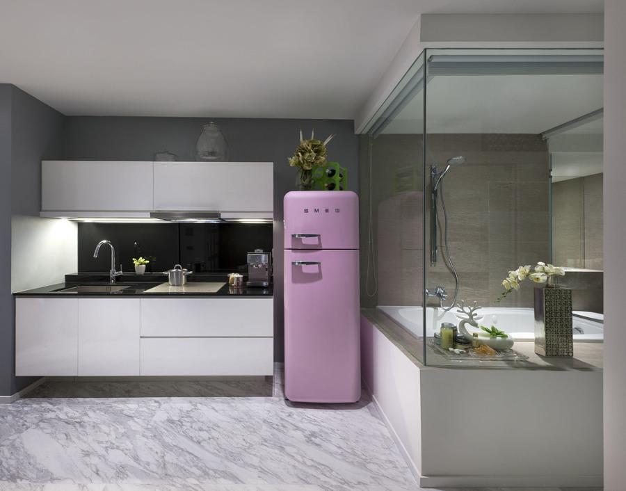 electrodomésticos pastel
