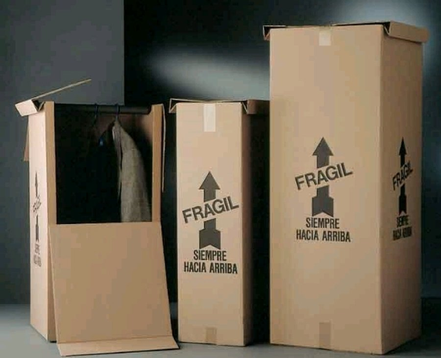 Mudanzas tipos de cajas para embalaje ideas mudanzas for Cajas para mudanzas