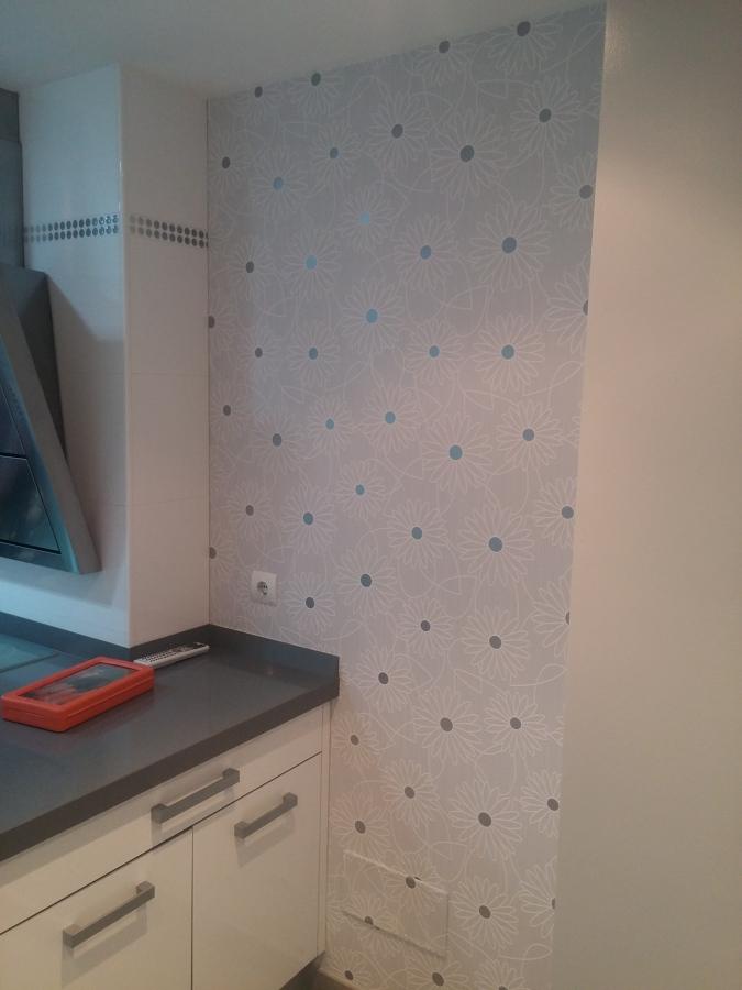 Empapelados de calidad ideas pintores - Papel vinilico para cocinas ...