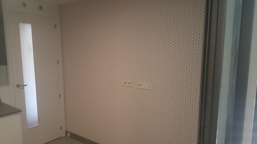 Empapelado de lateral de pared de cocina