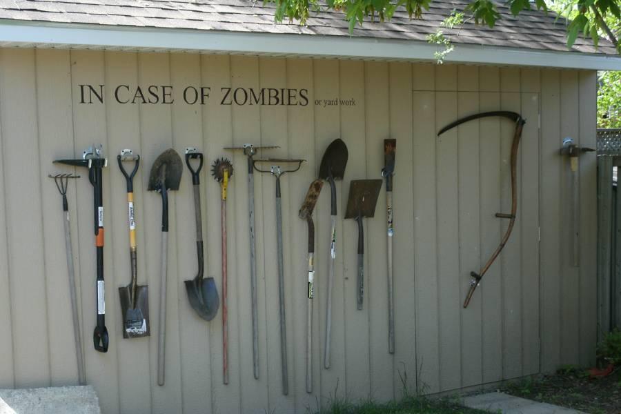 en caso de ataque zombie