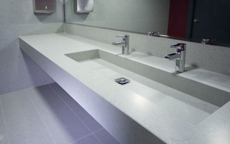 Encimera de baño