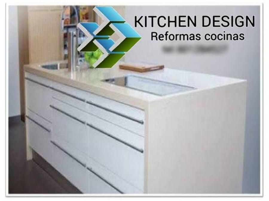 Encimera de cocina en forma de isla ideas reformas cocinas for Cocinas en forma de isla