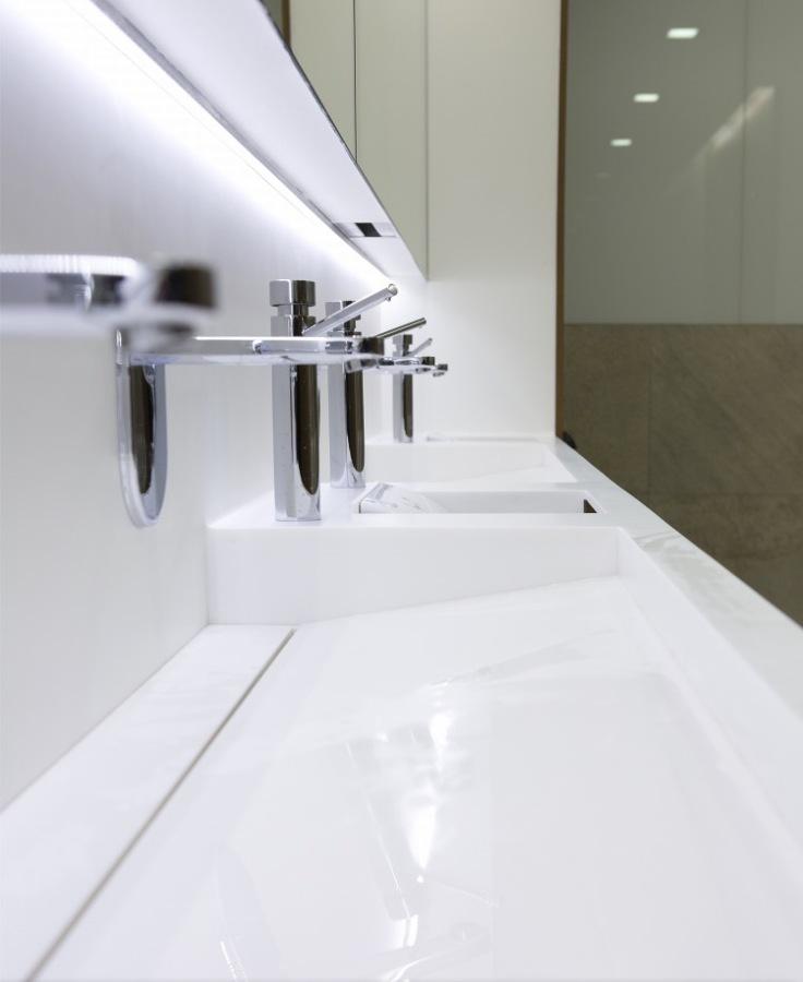 Encimera de los baños CC Splau