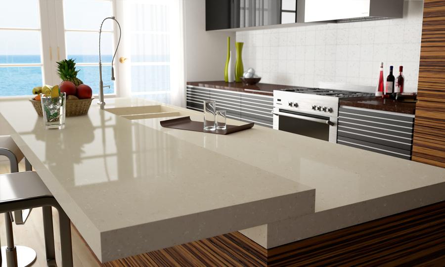 10 tipos de encimera que definir n la personalidad de tu for Clases de marmol para cocinas