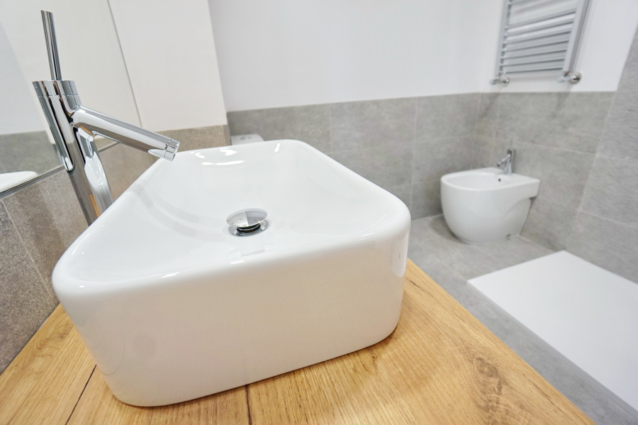 Encimera diseño para lavabo