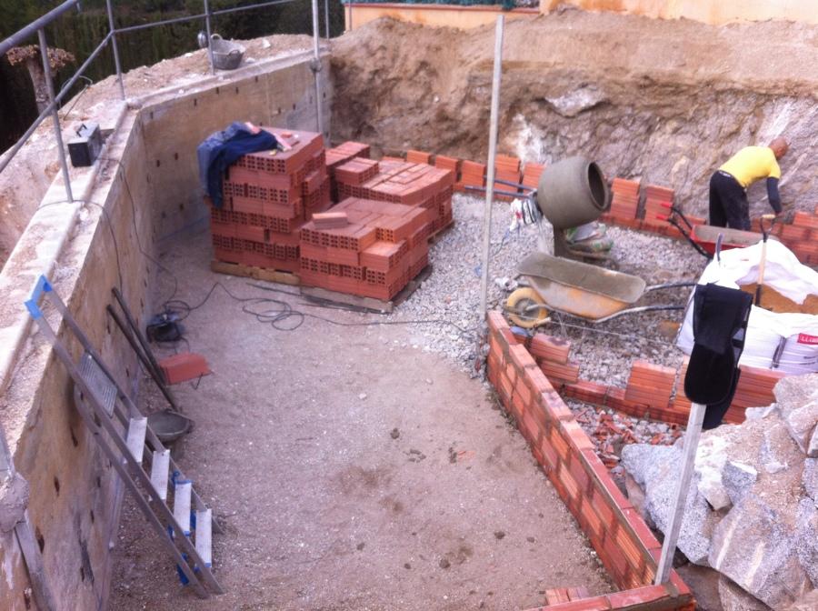 Foto encofrado piscina de reha vital 1097341 habitissimo for Manual de diseno y construccion de albercas