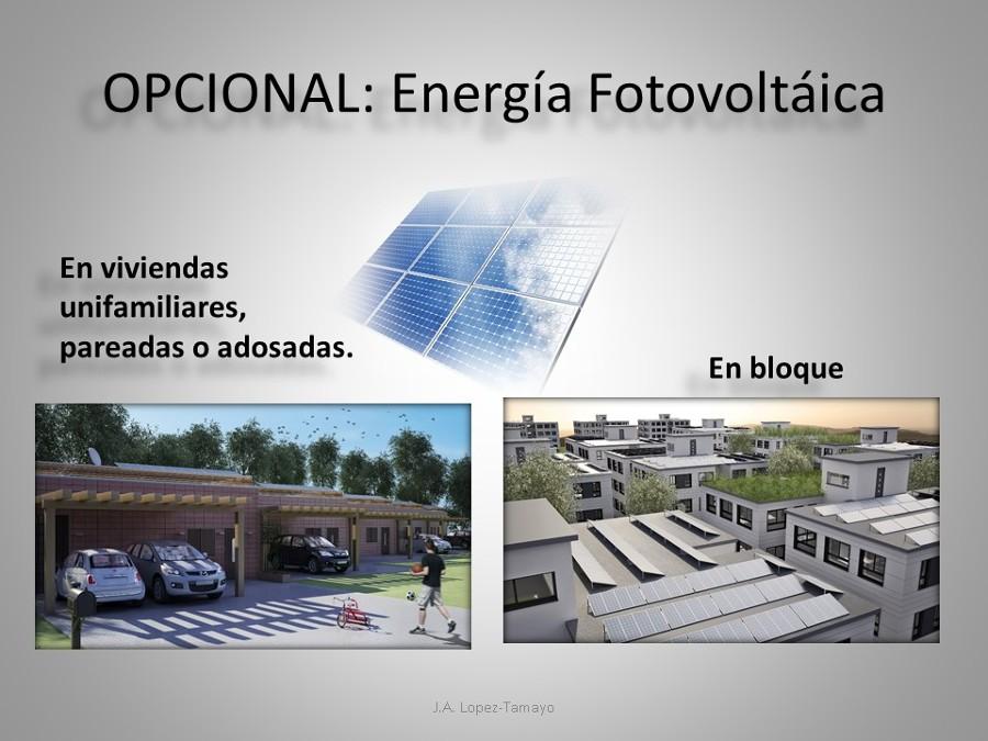 ENERGIA FOTOVOLTAICA (OPCIONAL)
