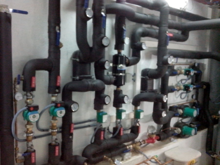 Energía Solar para ACS, calefacción y piscina