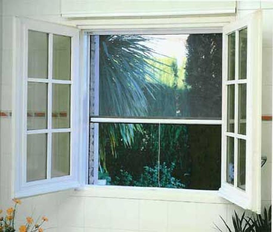 Elegir ventanas y puertas mosquiteras ideas reformas for Mosquiteras puertas abatibles terraza