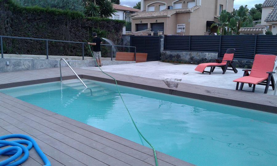 piscina en la pobla de montorn s ideas construcci n piscinas