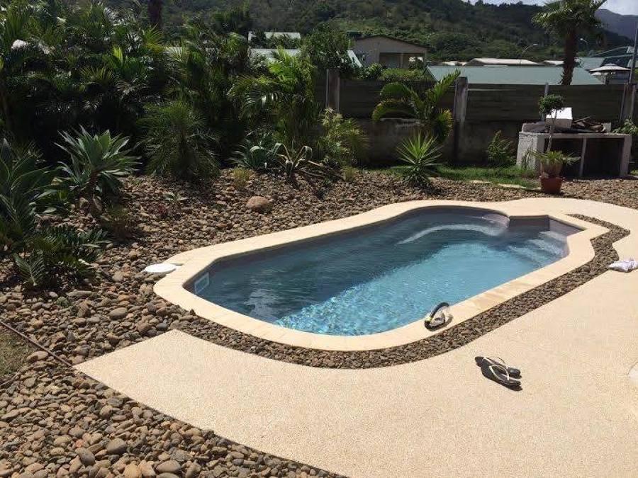 Entorno de piscina