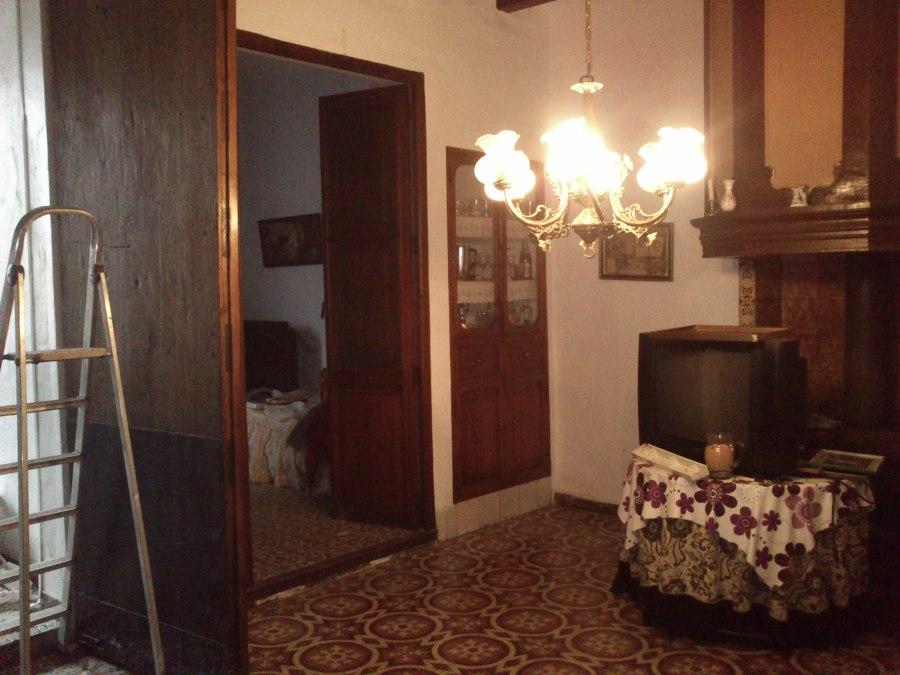 Entrada a la habitación principal