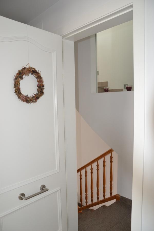 entrada a la vivienda