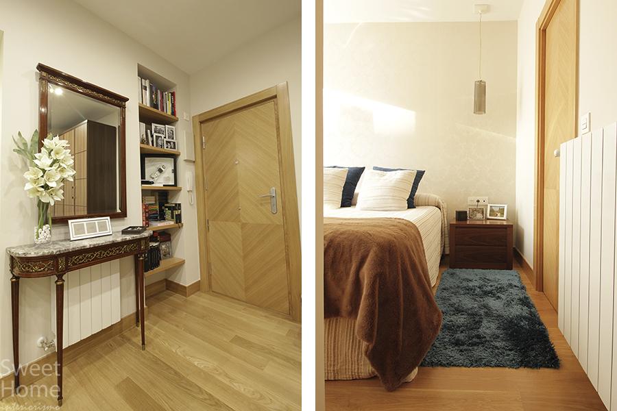 Entrada / Dormitorio principal