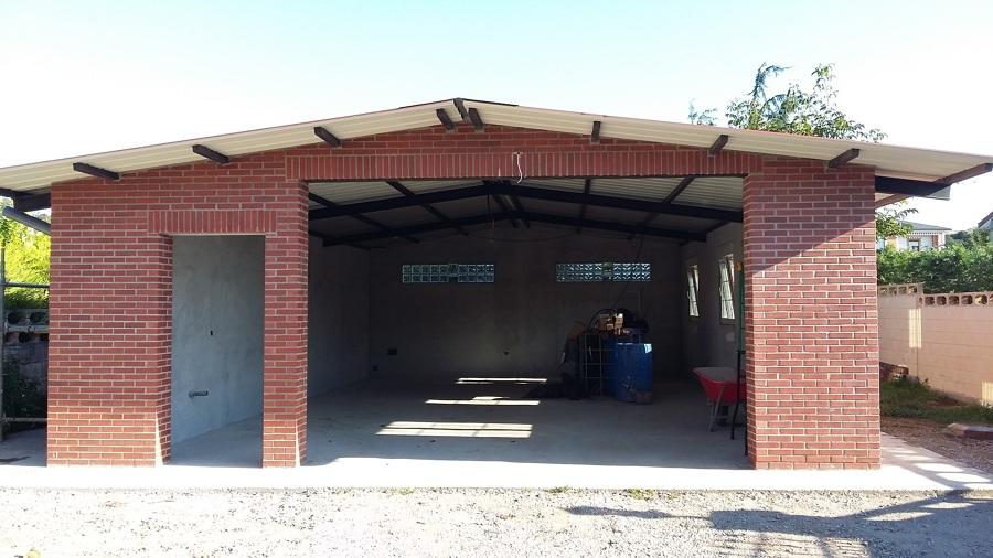 entrada garaje