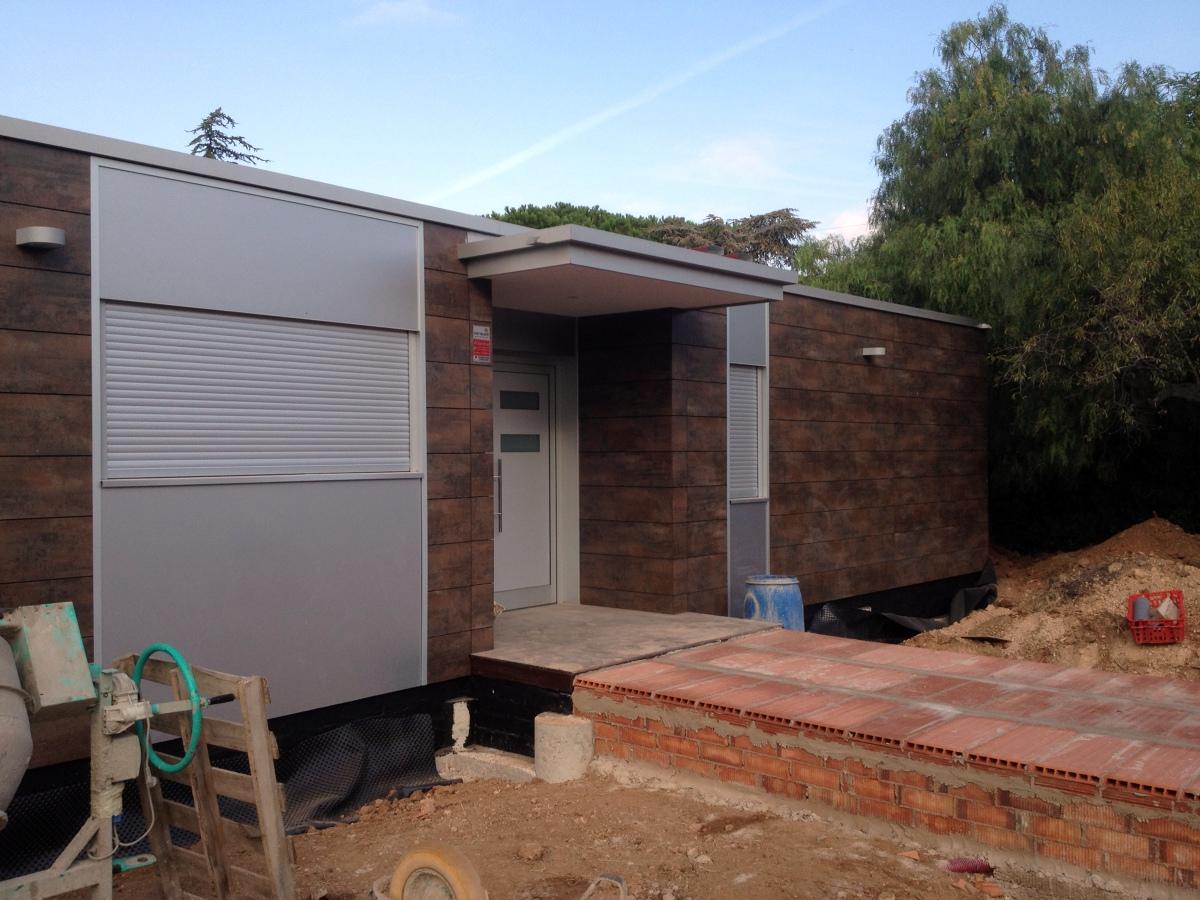 Casa prefabricada modular ideas construcci n casas for Construccion modular prefabricada