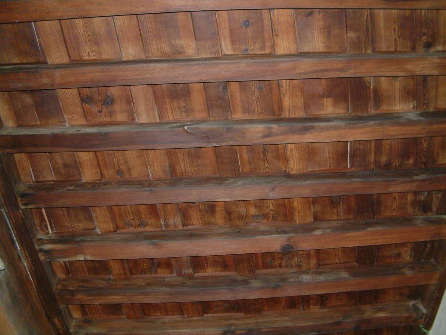 Entramado de madera