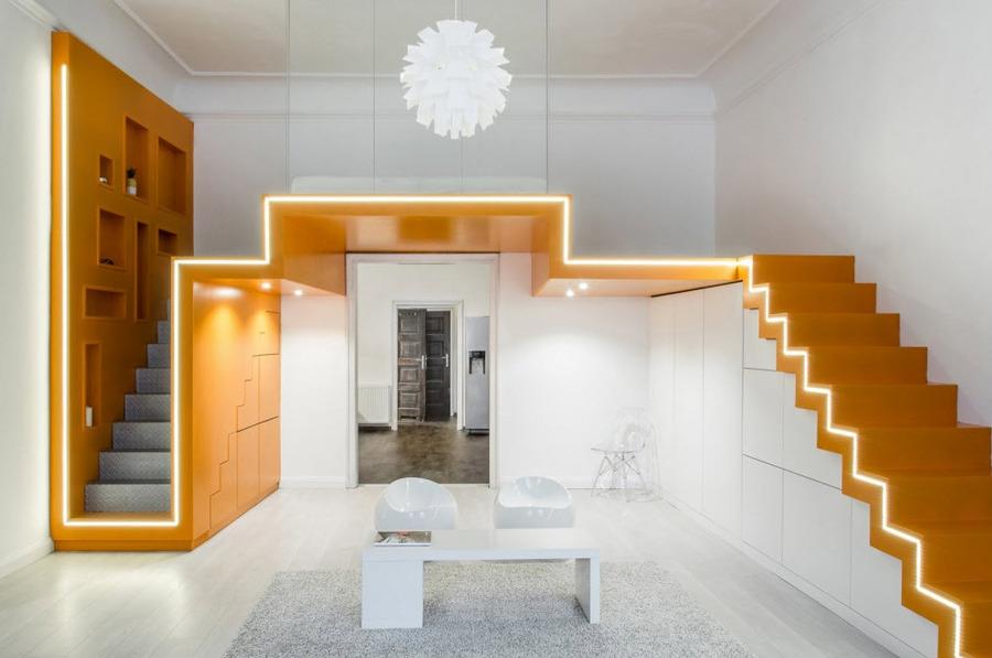Entrepisos ideas para sumar espacio ideas arquitectos - Habitaciones en espacios reducidos ...