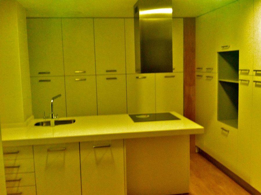 Equipamiento mobiliario cocina