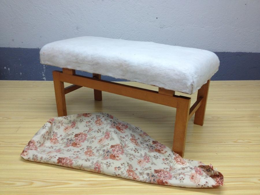 Foto escabel de tapicero y punto 643277 habitissimo - Tapiceros valladolid ...