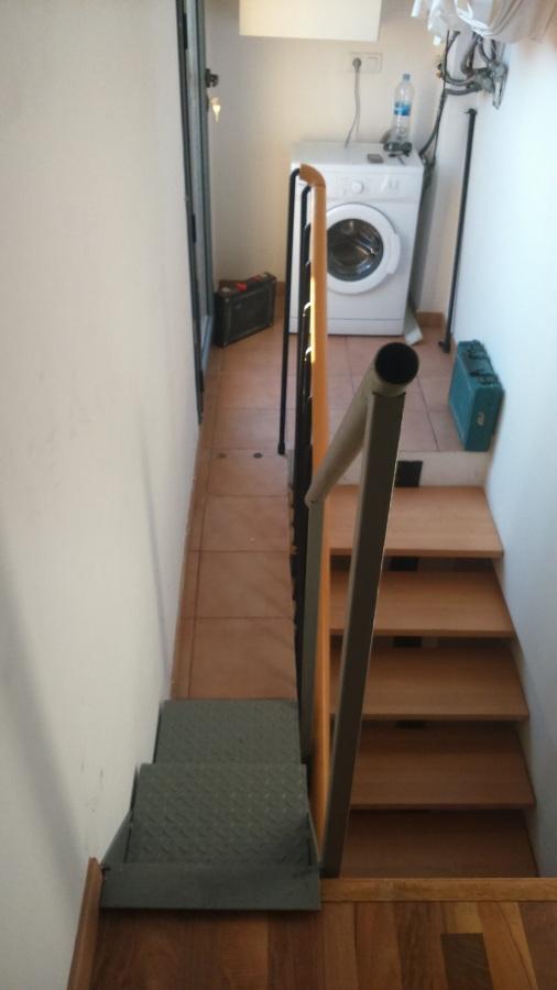 Hacer una escalera ideas reformas viviendas for Materiales para hacer una escalera