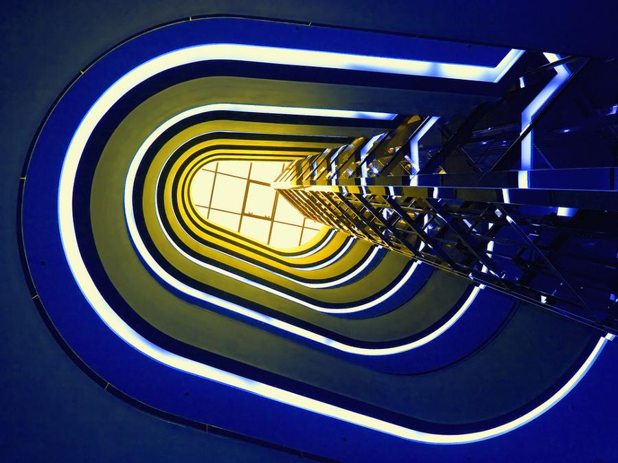 escalera azul habitissimo