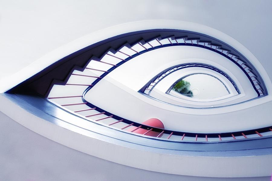 escalera blanca habitissimo